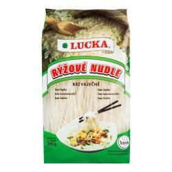 Cestoviny ryžové slíže 1mm 240g Lucka