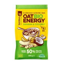 Bombus ovsenná kaša banán - kokos Bio 65g