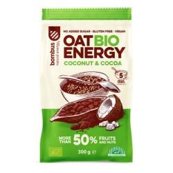 Bombus ovsenná kaša coconut - cocoa  Bio 65g