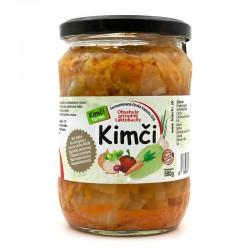 Kimči  nepikantné - fermentovaný šalát  500g