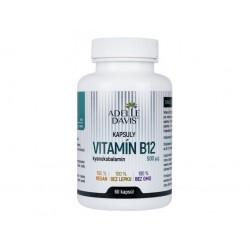 B12 vitamín 60 kapsul