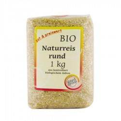 Ryža naturálna guľatá Bio 1 kg NR