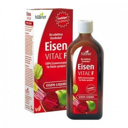 Šťava Eisen Vital F 500 ml Hubner
