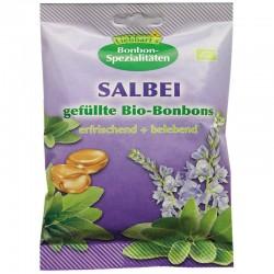Cukríky šalviové plnené 100 g  Bio Liebhards