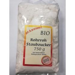 Cukor trstinový práškový 750 g BIO Vollkraft