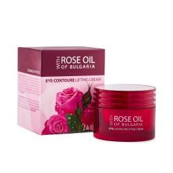 Liftingový očný krém s ružovým olejom  30ml