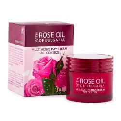 Pleťový denný krém multiaktívny s ruž.olejom  50ml
