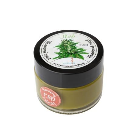 Konopná masť 50ml  Herb