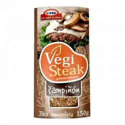 "Vegi Steak žampión  150g ""VEGAN""  VETO"