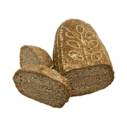 Chlieb tmavý pohánkový  400g BZL
