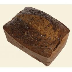 Chlieb pohánkový celozrnný kváskový 500g ZaM