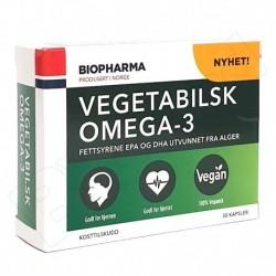 Vegetabilsk OMEGA 3    30 tbl  výživový doplnok