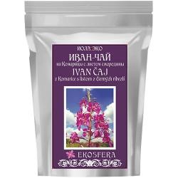 IVAN čaj z Komarice s listami čiernych ríbezlí 75g