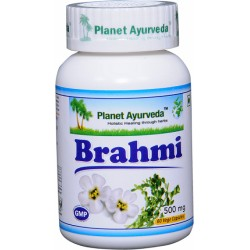 Brahmi 60 tabl. Planet Ayurveda