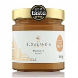 Mandľové maslo 250g Slowtella