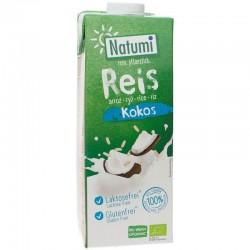 Nápoj ryžový s kokosom 1l Bio Natumi