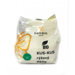Kuskus ryžový 250 g BIO Natural