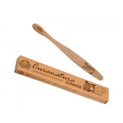 Bambusová kefka Detská - bambusové štetinky