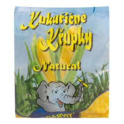Chrumky kukuričné natural 60 g Darvit