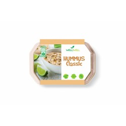 Hummus Klasik 150g,WELL W.