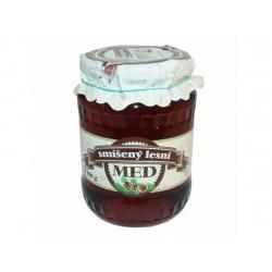 Med zmiešaný lesný 900 g Včelapro