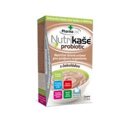 Nutrikaša probiotic čokoláda 3 x 60 g Mogador