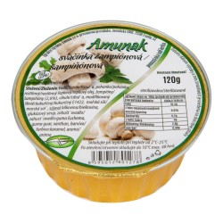 Svačinka hubová 120 g Amunak