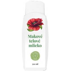 Makové telové mlieko 300ml
