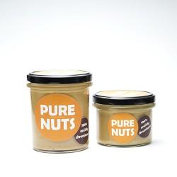 Arašidové maslo - chrumkavé 200g Purenuts