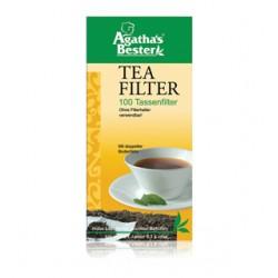 Filtre čajové - šálka 100ks