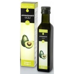 Olej avokádový BIO 250 ml Health Link