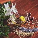 Bylinné oleje, krémy, masti